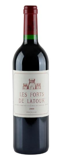 2000 Forts de Latour, Les Bordeaux Blend