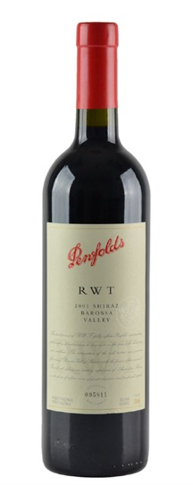2002 Penfolds Shiraz RWT
