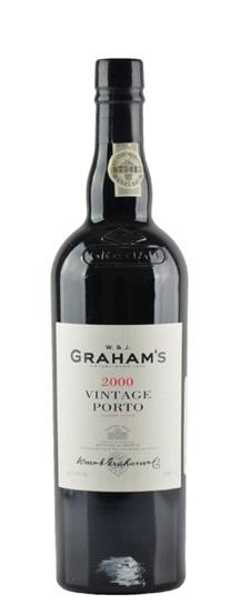 1980 Graham Vintage Port