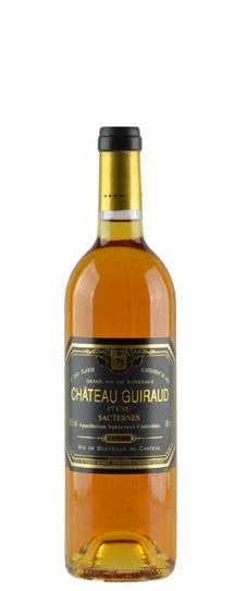 1997 Guiraud Sauternes Blend