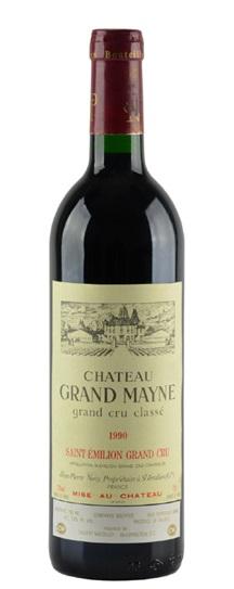 1990 Grand-Mayne Bordeaux Blend