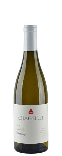 2004 Chappellet Chardonnay