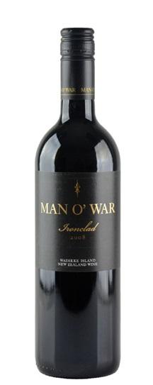 2008 Man O' War Ironclad Proprietary Red