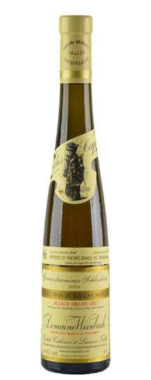 2006 Weinbach, Domaine Riesling Grand Cru Schlossberg Selection de Grains Nobles