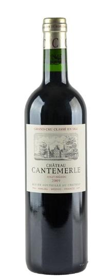 2010 Cantemerle Bordeaux Blend