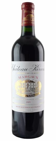 2003 Kirwan Bordeaux Blend