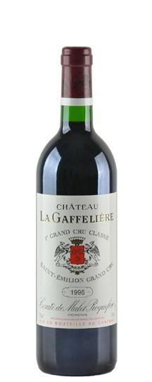 1982 La Gaffeliere Bordeaux Blend