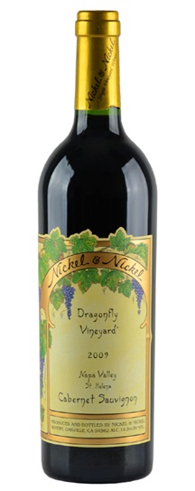 1998 Nickel & Nickel Cabernet Sauvignon Dragonfly Vineyard