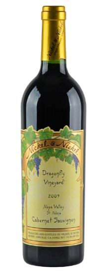 1998 Nickel & Nickel Cabernet Sauvignon Dragonfly Vineyard