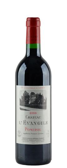 2005 L'Evangile Bordeaux Blend