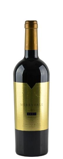 2001 Merryvale Vineyards Profile Proprietary Red Wine