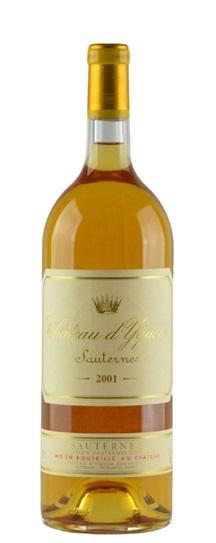 2001 Chateau d'Yquem Sauternes Blend