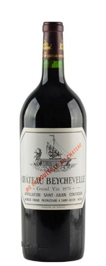 1976 Beychevelle Bordeaux Blend