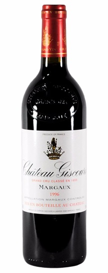 1996 Giscours Bordeaux Blend