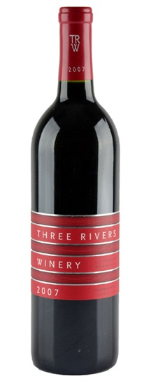 2007 Three Rivers Winery River's Red