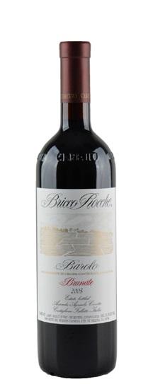 2005 Ceretto Barolo Brunate