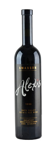 2001 Swanson Alexis Proprietary Red Wine