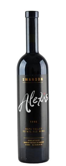 1996 Swanson Alexis Proprietary Red Wine