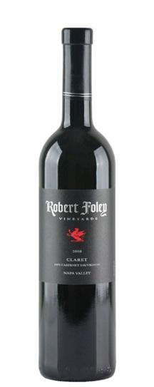 2008 Robert Foley Vineyards Claret
