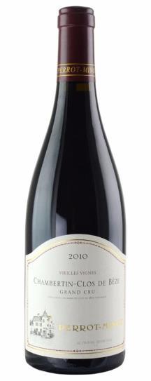 2010 Domaine Perrot-Minot Chambertin Clos De Beze Grand Cru Vieilles Vignes