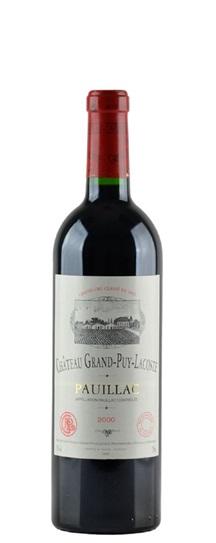2001 Grand-Puy-Lacoste Bordeaux Blend