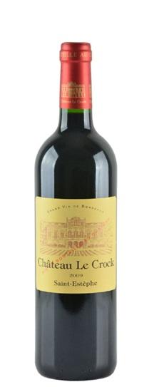 2011 Le Crock Bordeaux Blend