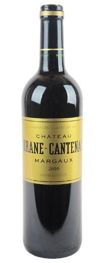 2010 Brane-Cantenac Bordeaux Blend