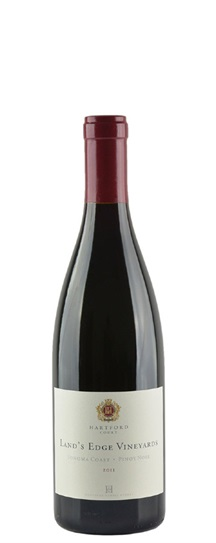 2007 Hartford Court Pinot Noir Land's Edge Vineyard