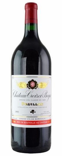 1995 Croizet Bages Bordeaux Blend