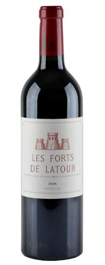 2006 Forts de Latour, Les Bordeaux Blend