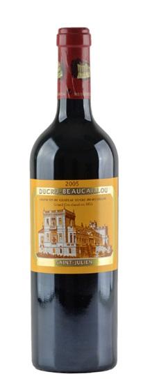 2005 Ducru Beaucaillou Bordeaux Blend