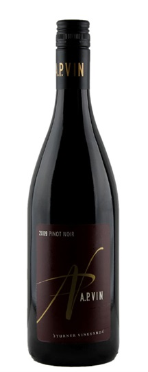 2009 A.P. Vin Pinot Noir Turner Vineyard