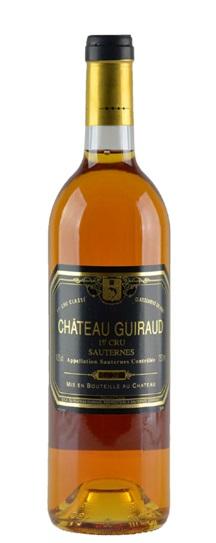1989 Guiraud Sauternes Blend