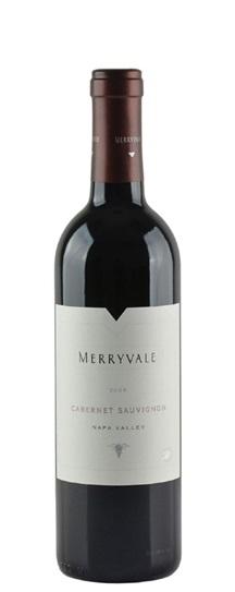 2009 Merryvale Vineyards Cabernet Sauvignon Napa