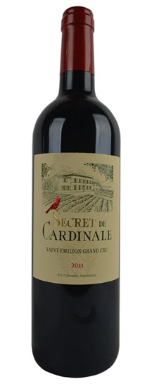 2010 Secret de Cardinale Bordeaux Blend