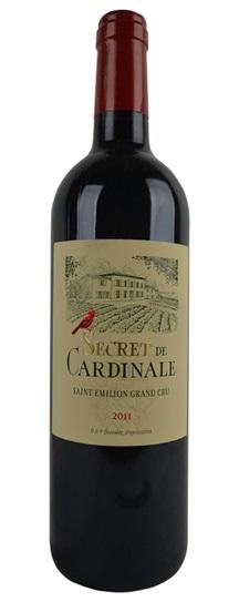 2011 Secret de Cardinale Bordeaux Blend