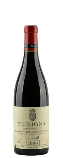 1986 Comte de Vogue Musigny Vieilles Vignes