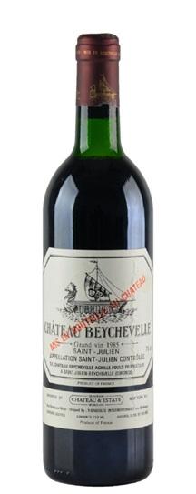 1986 Beychevelle Bordeaux Blend