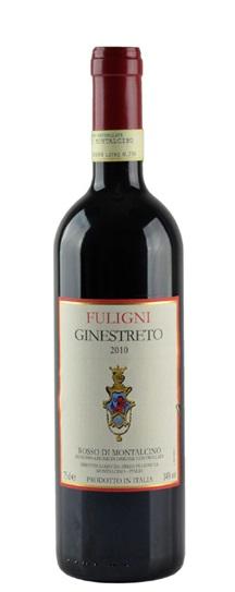 2010 Fuligni Rosso di Montalcino Ginestreto