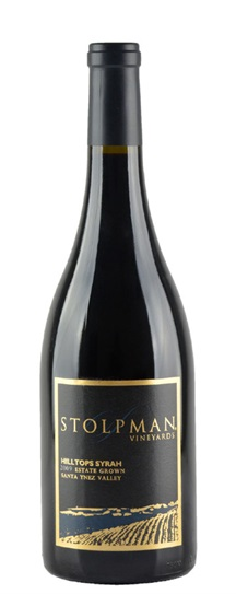 2009 Stolpman Vineyards Syrah Hilltops Estate