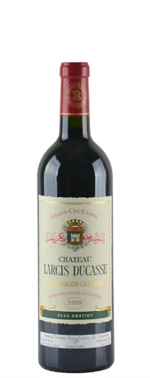 2011 Larcis-Ducasse Bordeaux Blend