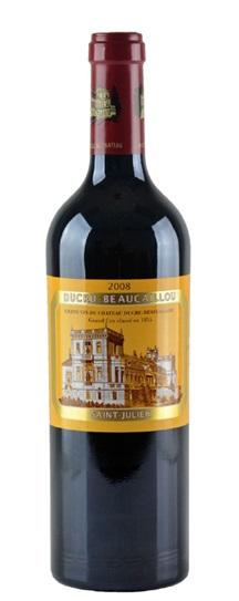 2008 Ducru Beaucaillou Bordeaux Blend