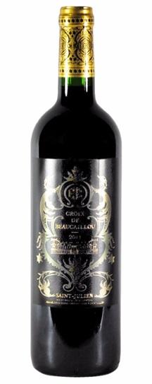 2011 La Croix de Beaucaillou Bordeaux Blend