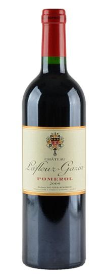 2000 Lafleur Gazin Bordeaux Blend
