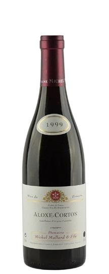 1999 Mallard, Domaine Michel Aloxe Corton
