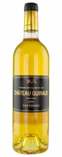 2006 Guiraud Sauternes Blend