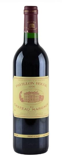 1995 Margaux, Pavillon Rouge du Chateau Bordeaux Blend