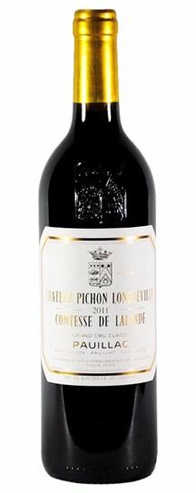 2012 Pichon-Longueville Comtesse de Lalande Bordeaux Blend