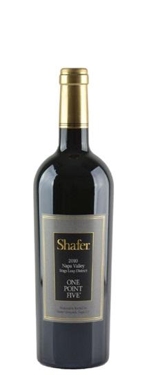 2009 Shafer Vineyards Cabernet Sauvignon One Point Five