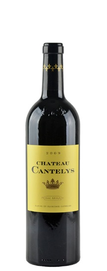 2009 Chateau Cantelys Bordeaux Blend